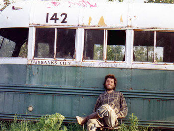 Christopher McCandless' final days.
